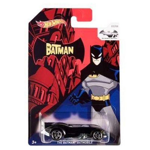 Hot Wheels Batman 75th Anniversary: The Batman Batmobile