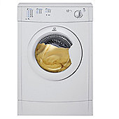 Indesit IDV75 Vented Tumble Dryer, 7 kg Load, C Energy Rating White