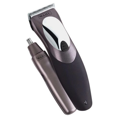 Wahl 9639-617X Home Pro Clip N Rinse Hair Clipper Set