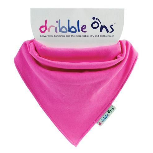 Dribble Ons - Fuchsia