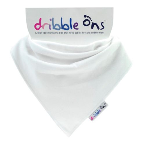 Dribble Ons - White