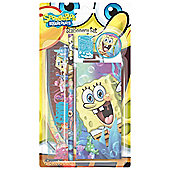 Spongebob 5 Piece Stationery Set