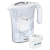 Aqua Optima 'Accolade Plus' Filter Jug with Evolve Water Filter
