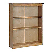 Home Essence Vermont Low Wide Bookcase