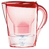 Brita Marella Jug Cool Rose Red