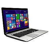 "Toshiba P70-B-11U 17.3"" Laptop Intel Core i7-4720HQ 16GB RAM 1TB+8GB SSHD"