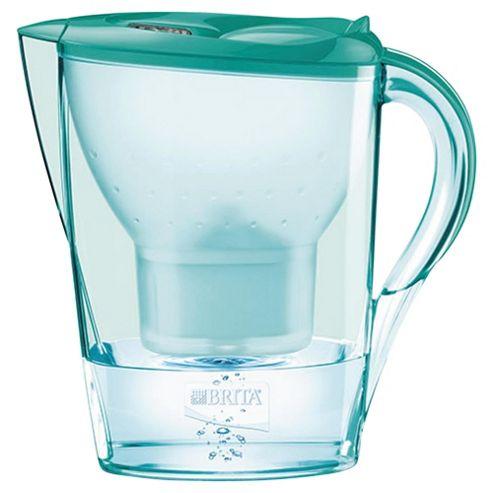 BRITA Marella 2.4 Litre Water Filter Jug, Mint Green