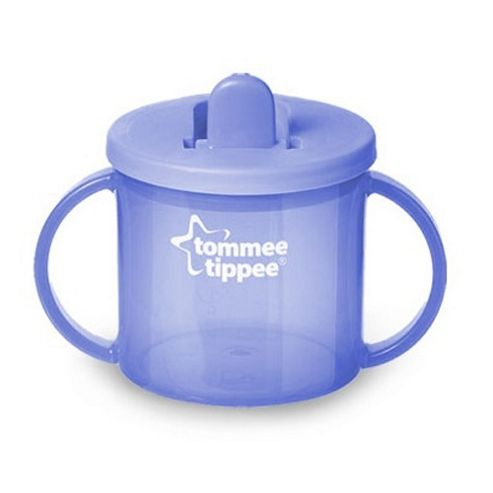 Tommee Tippee First Cup 4 months plus Blue