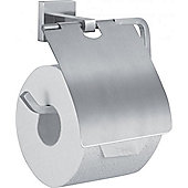 Sanwood Venus Paper Roll Holder in Satin with Lid