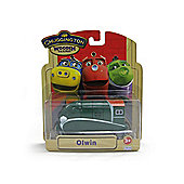 Chuggington - Wooden Railway - Olwin - Learning Curve