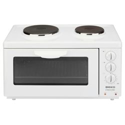Beko MC112W Electric Compact Cooker White