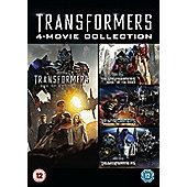 Transformers 1-4 DVD