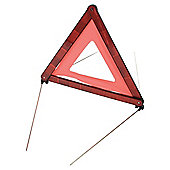 Silverline Reflective Warning Triangle