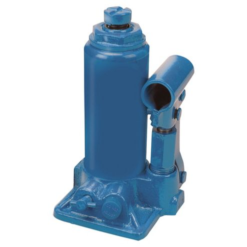 Silverline Hydraulic Bottle Jack - 4T