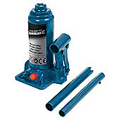 Silverline Hydraulic Bottle Jack - 6T