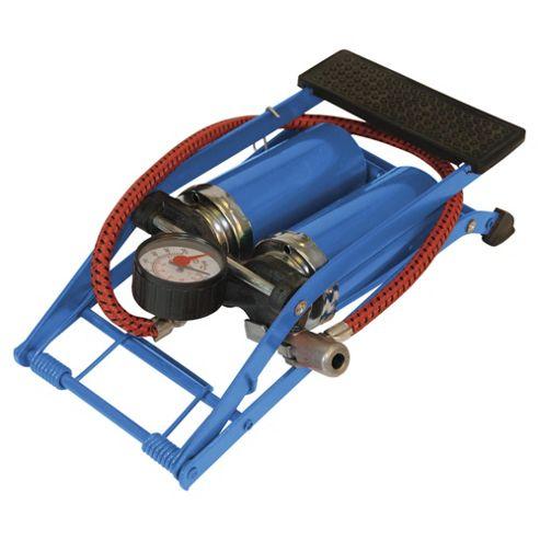 Toolstream Heavy Duty Double Foot Pump