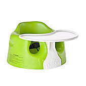 Bumbo Baby Sitter + Playtray (Lime)
