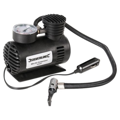 Silverline Silverline Mini Air Compressor
