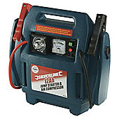 Jump Starter & Air Compressor 12Ah
