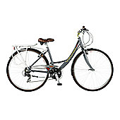 "16"" Viking Keswick 21-Speed Alloy Ladies' Bike, Grey"