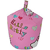 Hello Kitty Bean Bags - Folk
