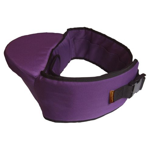 Hippychick Hipseat Baby Carrier, Lilac