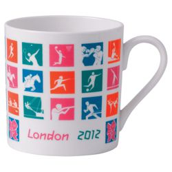 Pictogram Olympic Mug