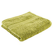 Tesco Hygro 100% Cotton Hand Towel, Fern