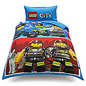 Lego City Duvet Set Single