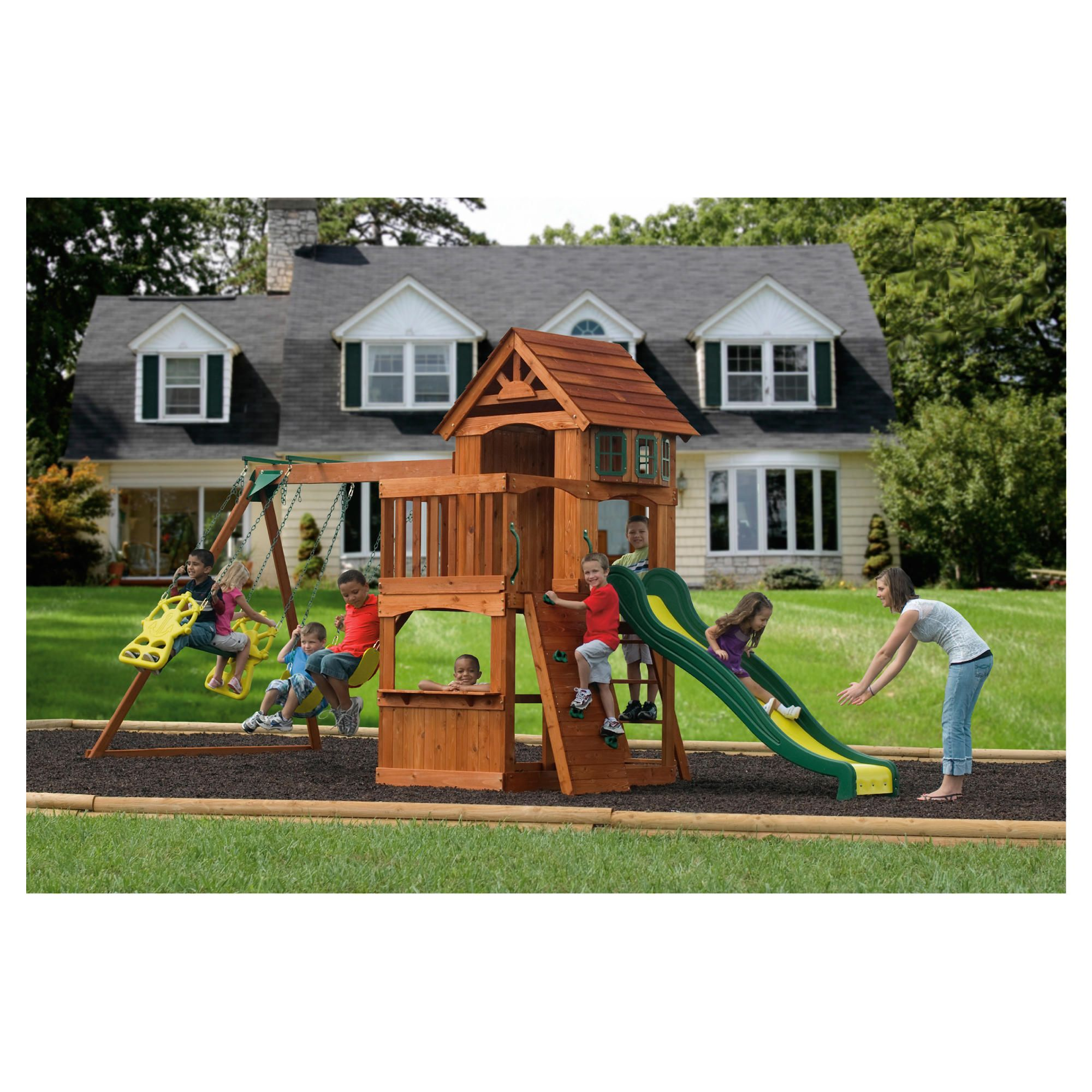 Selwood Atlantic Playset at Tesco Direct