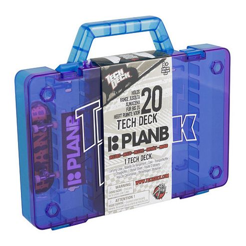 Tech Deck Storage Case with Board