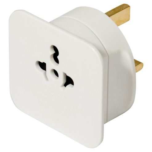Tesco visitor to the UK Adaptor