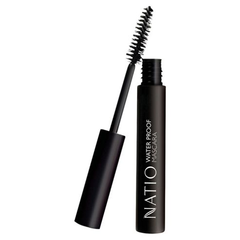 Natio Waterproof Mascara Black