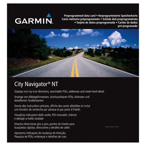 Garmin Europe Maps microSD/SD card