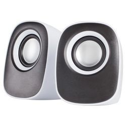 Tesco S211 Stereo PC/ Laptop Speakers Black