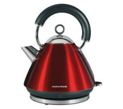 Morphy Richards 43778 1.5 litre AccentsTraditional Kettle - Copper