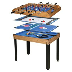 Debut 4-in-1 Games Table