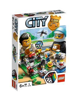 LEGO Games CITY Alarm 3865