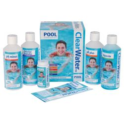 Clearwater Swimming Pool Cleaning Kit