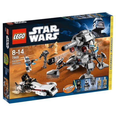 LEGO Star Wars Battle for Geonosis 7869