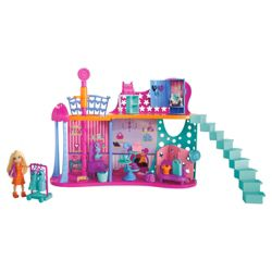 Polly Pocket Super Styles Shop Playset