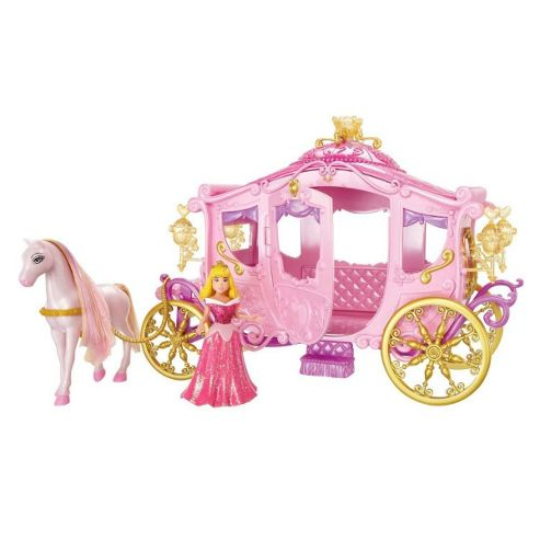 Disney Princess Multi Princess Royal Carriage
