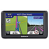 Garmin nuvi 2595LMT sat nav with Lifetime Maps and Traffic and Full European mapping