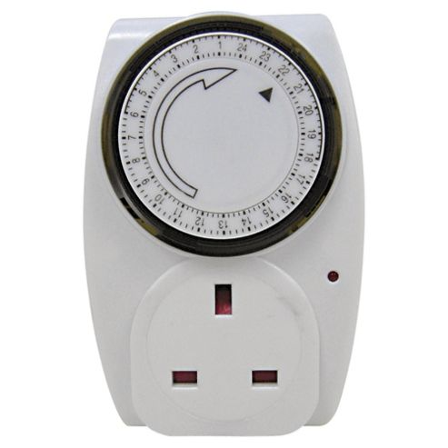 Masterplug Mechanical Timer Triple Pack
