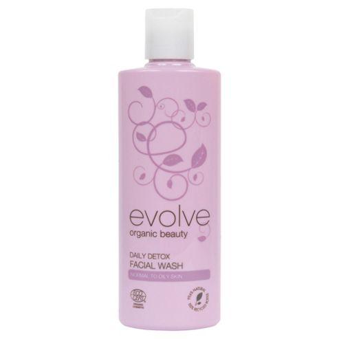 Evolve Beauty Daily Detox Facial Wash 200ml