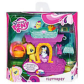 My Little Pony Fluttershy's Nursery Train Car