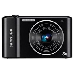 Samsung ST66 Black Digital Camera