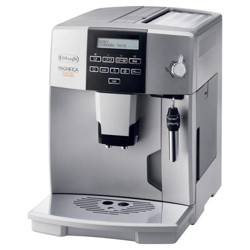DeLonghi ESAM04 Magnifica Bean to Cup Multi Beverage Coffee Machine - Silver