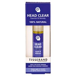 Tisserand Head Clear Roller Ball