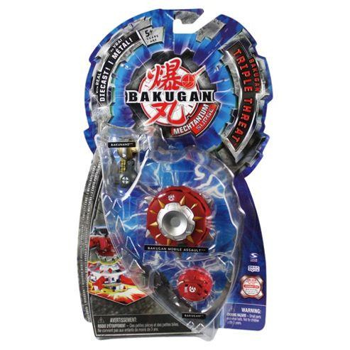 Spin Master Bakugan Triple Threat
